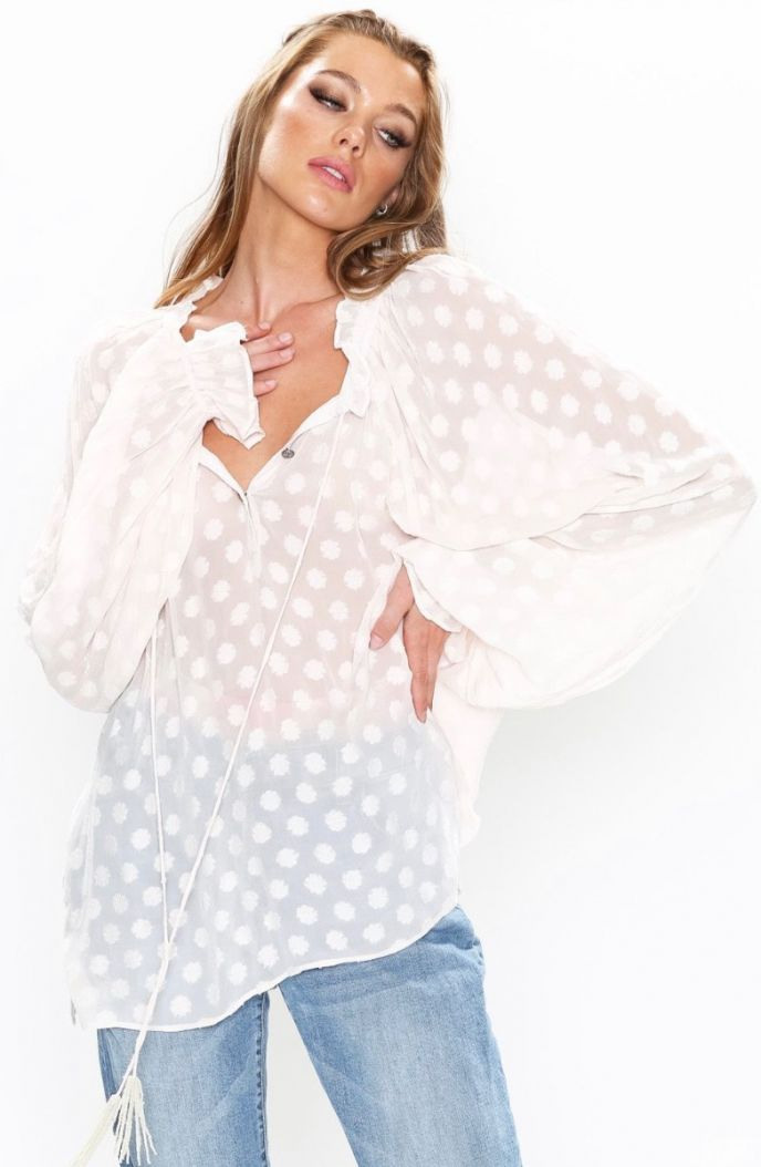 the mabel blouse