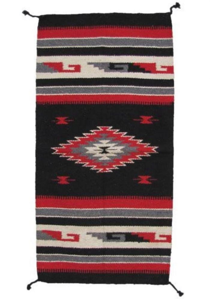 20 x 40 southwest wool rug