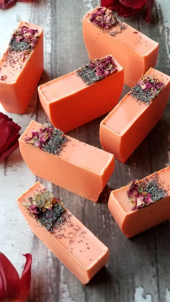 poppy bathhouse soap