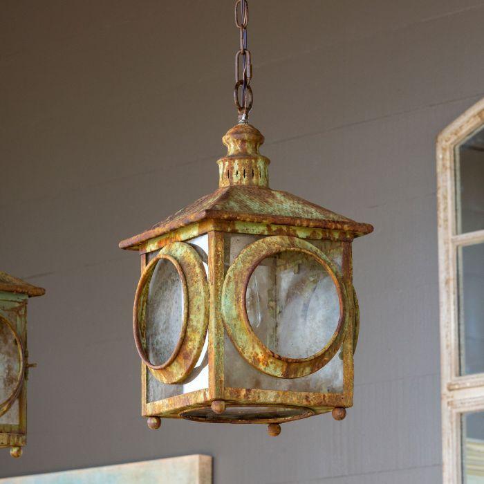 hanging portico lantern