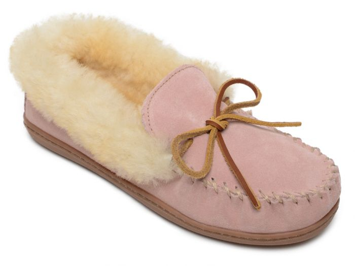 alpine sheepskin moccasin — available in several colors!