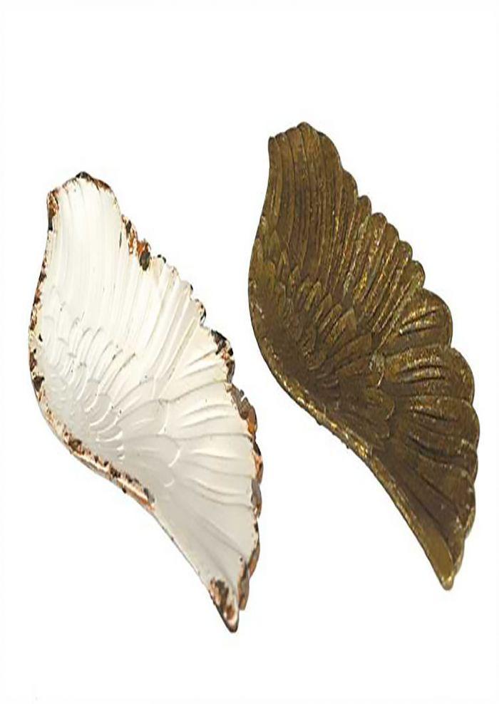 retro wing shaped dish