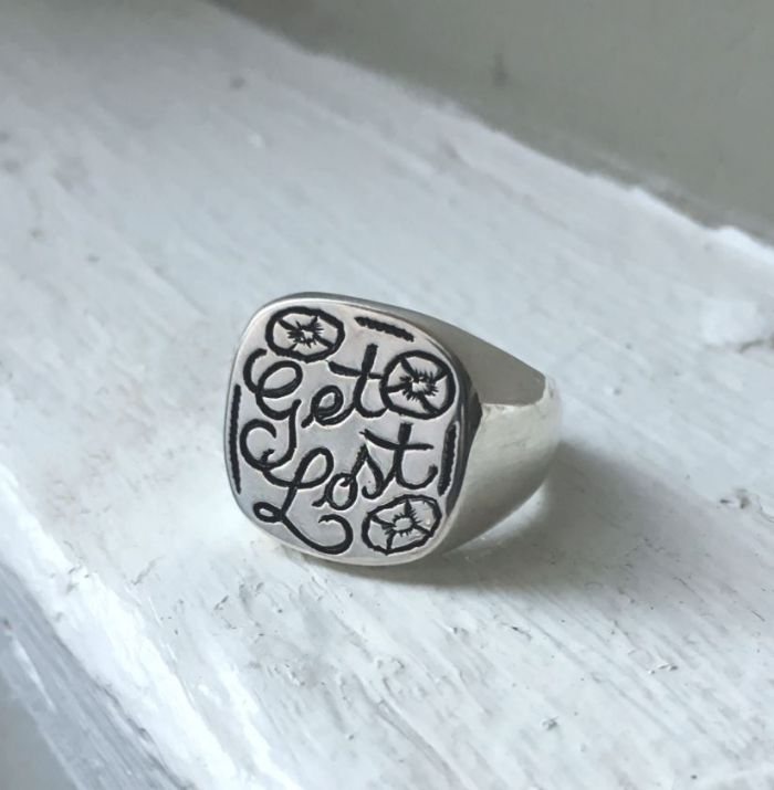 get lost ring