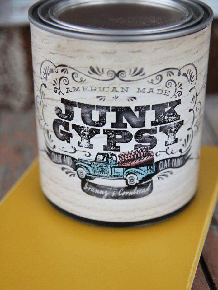 grannys cornbread quart paint