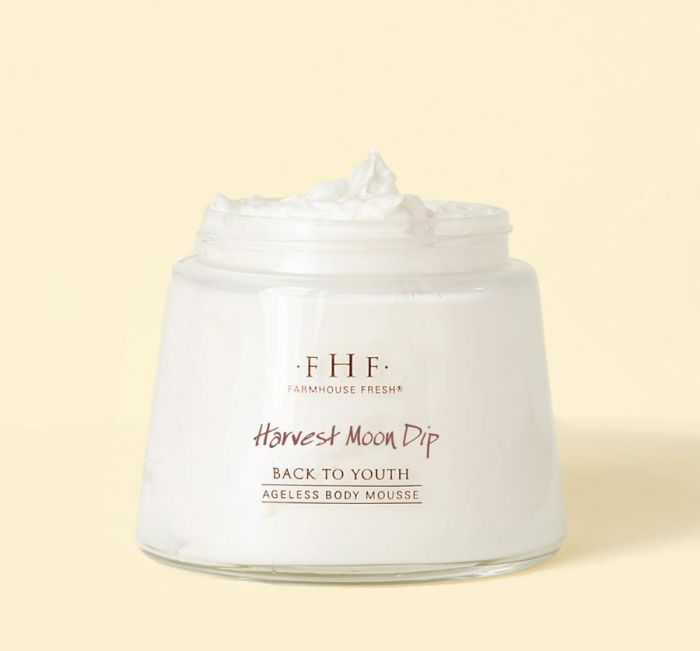Farmhouse Fresh Harvest Moon Dip Back To Youth Ageless Body Mousse