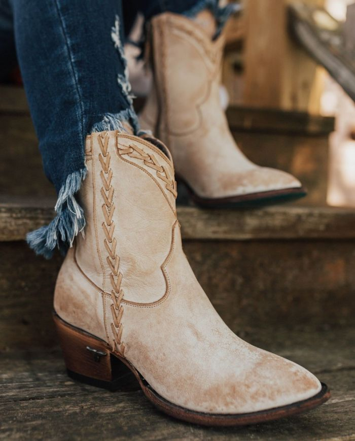 everyday emma bootie -- available in several different color options!