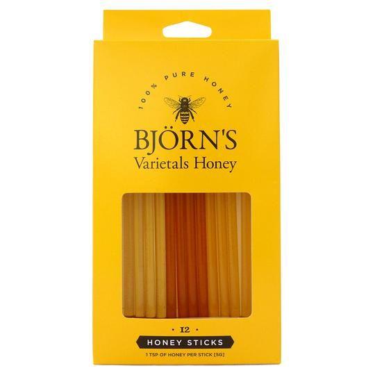 Bjorn Honey Sticks