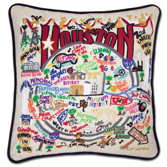 Houston pillow
