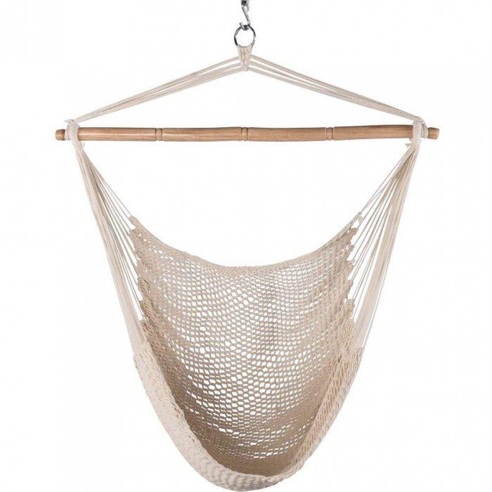 mayan chair hammock - natural