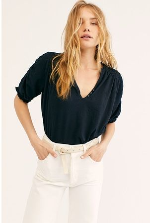 free people fever dream tee