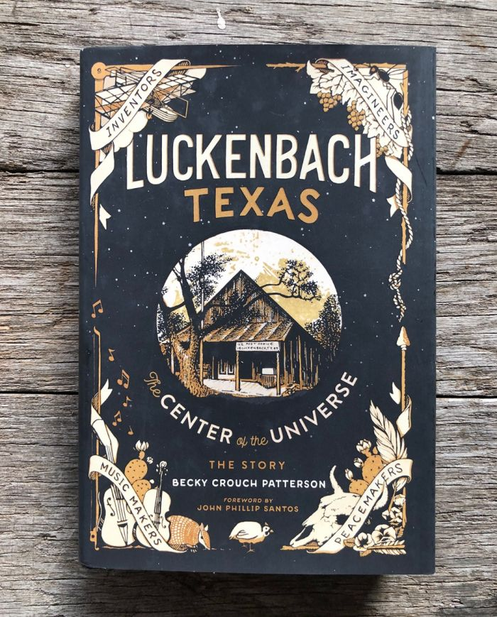 luckenbach texas- the center of the universe