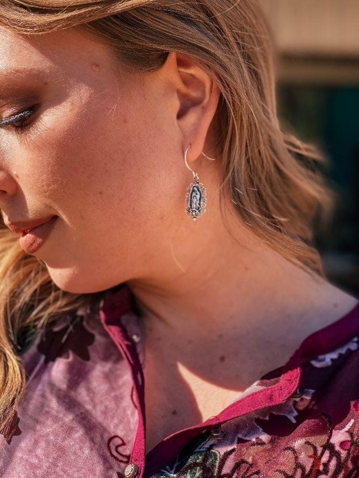 nuestra earrings