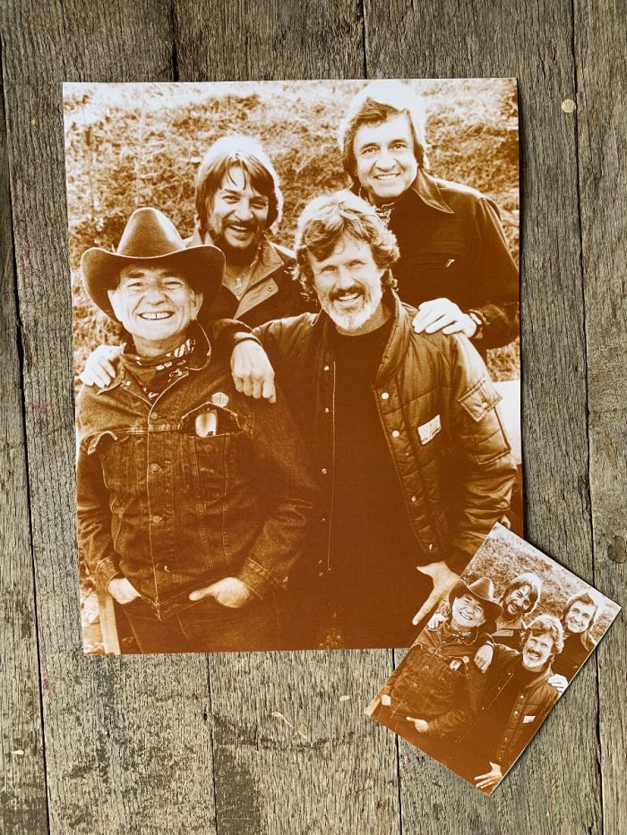Sepia Highwaymen Print - Available As A Poster Or Postcard!