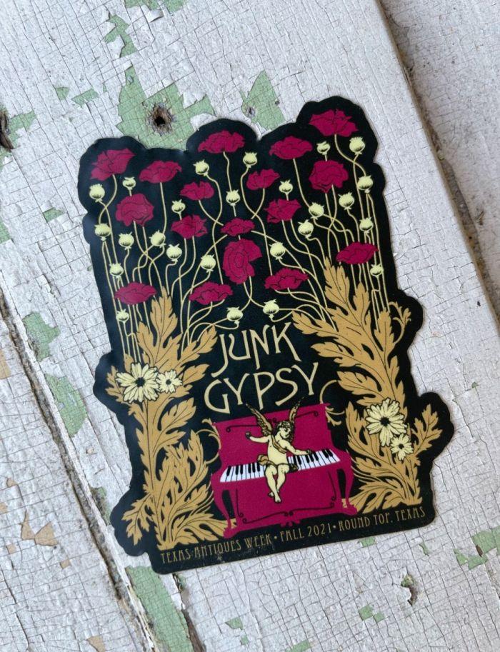 Fall 2021 Souvenir Sticker