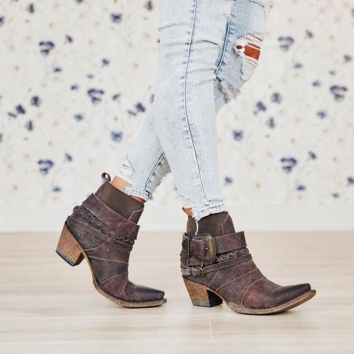 hwy 237 boot - dewberry