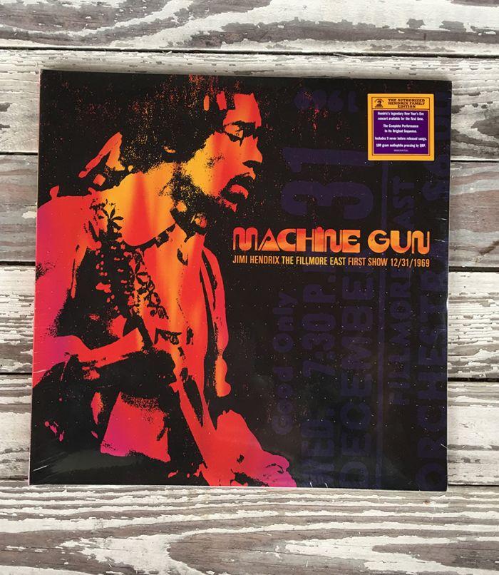 machine gun jimi hendrix the fillmore east first show vinyl