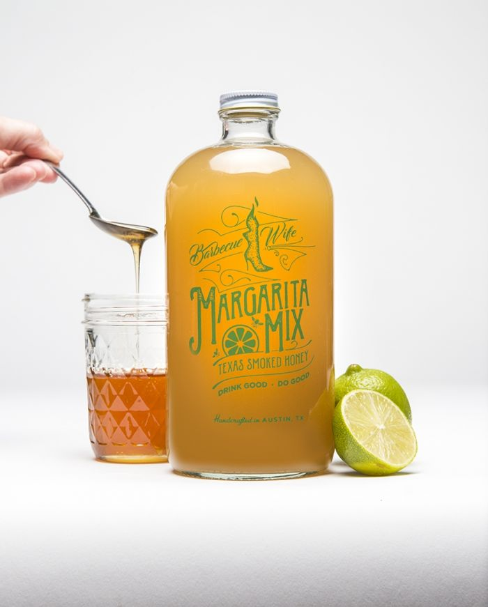 barbecue wife's margarita mix