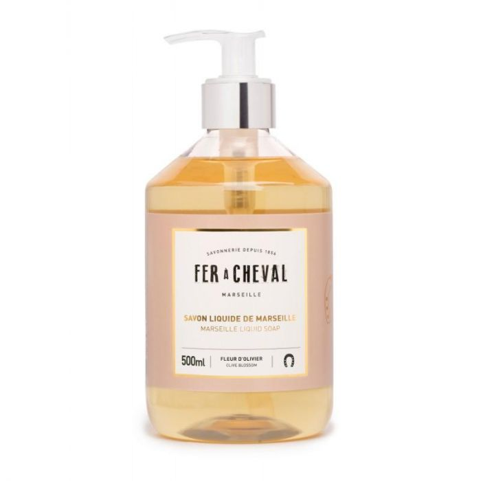 Fer à Cheval Marseille Liquid Soap Olive Blossom - 500ml