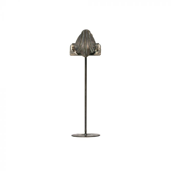 """10.25"""" metal clip on stand"""