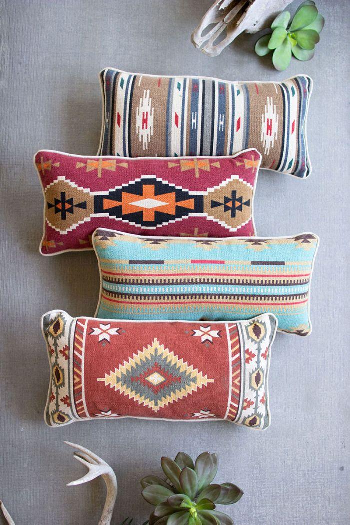 chaco canyon lumbar pillow