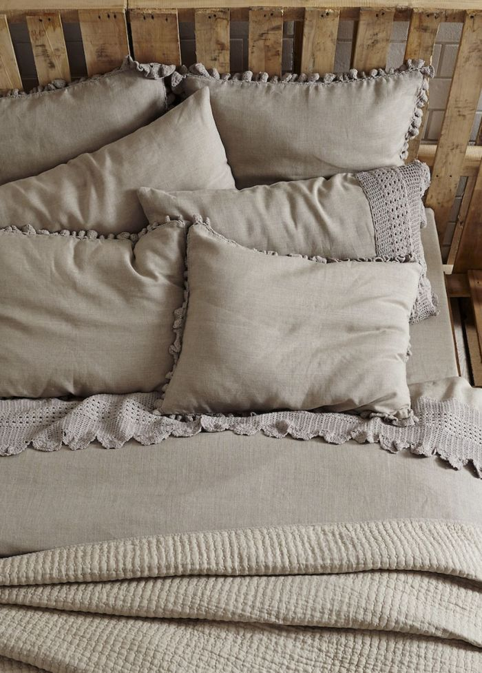 paz duvet- available in natural or white