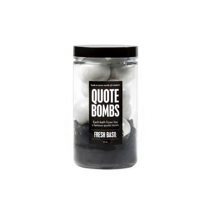 quote bomb jars