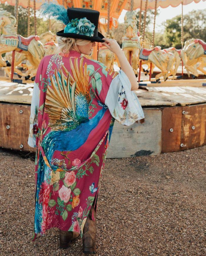 marie antoinette kimono