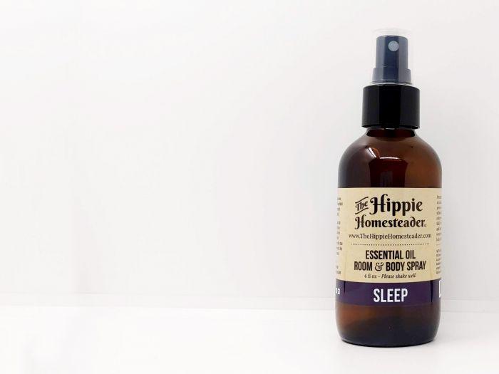 sleep room & body spray