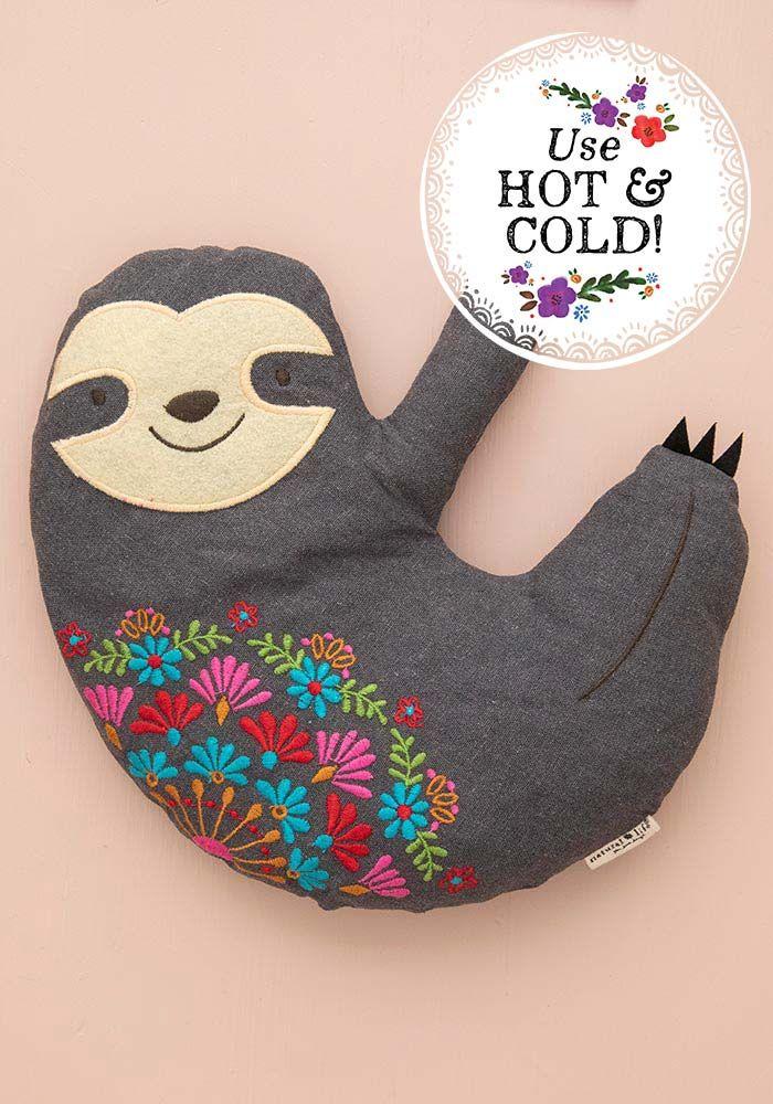 sloth heating pad