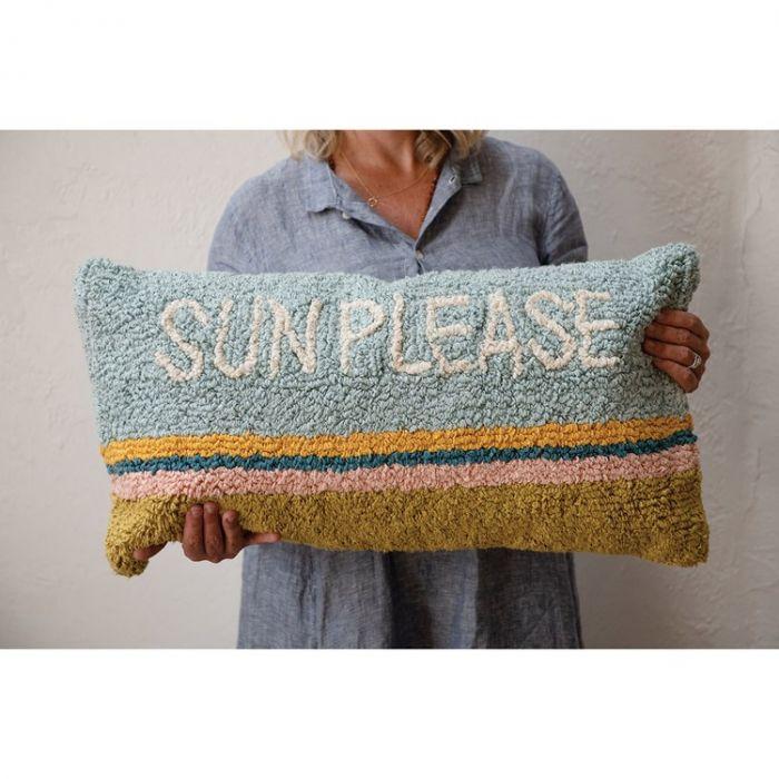 sun please pillow