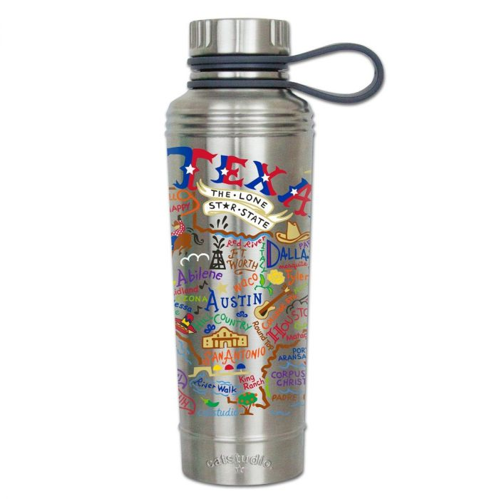 texas thermal water bottle