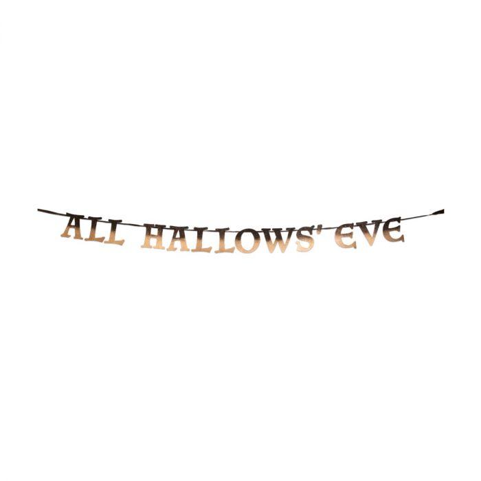 all hallows' eve garland