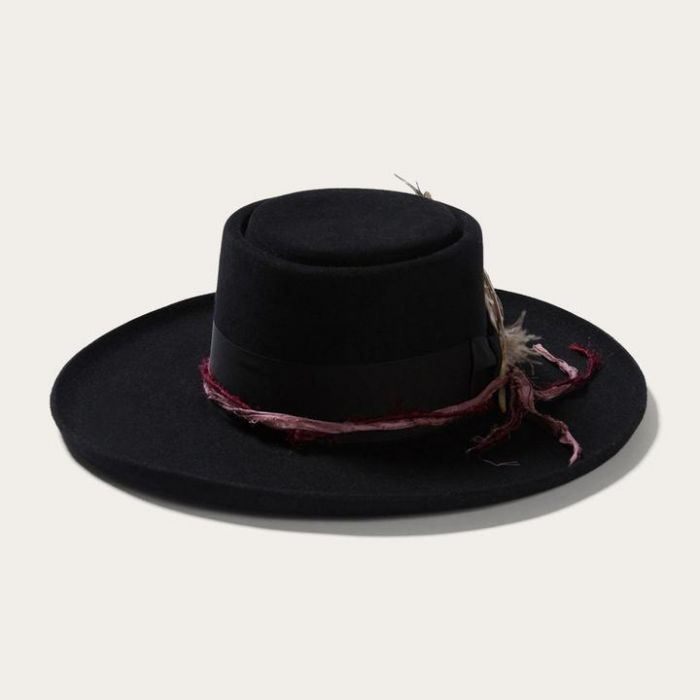 Stetson Kings Row Felt Hat