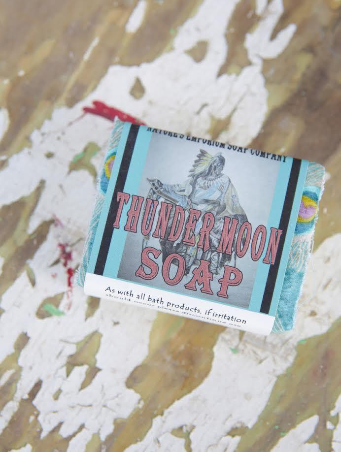thunder moon soap