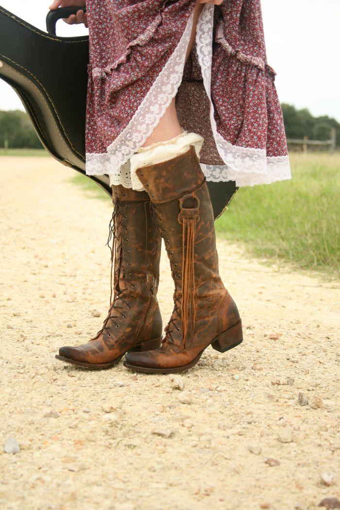 the trailblazer boot- oiled brick