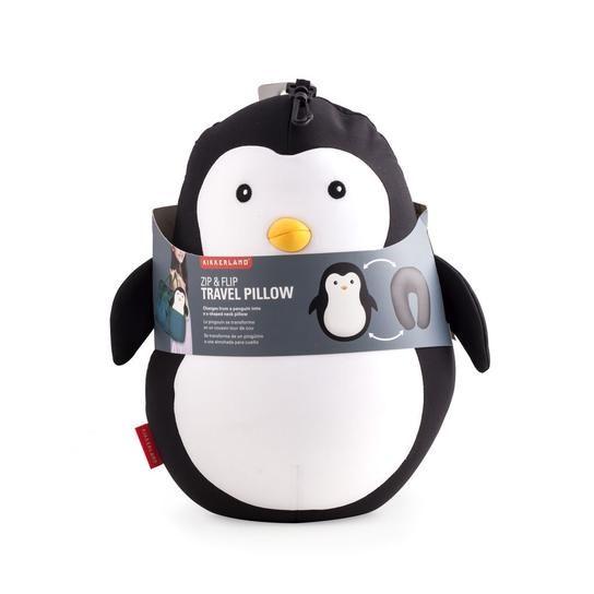 zip & flip penguin
