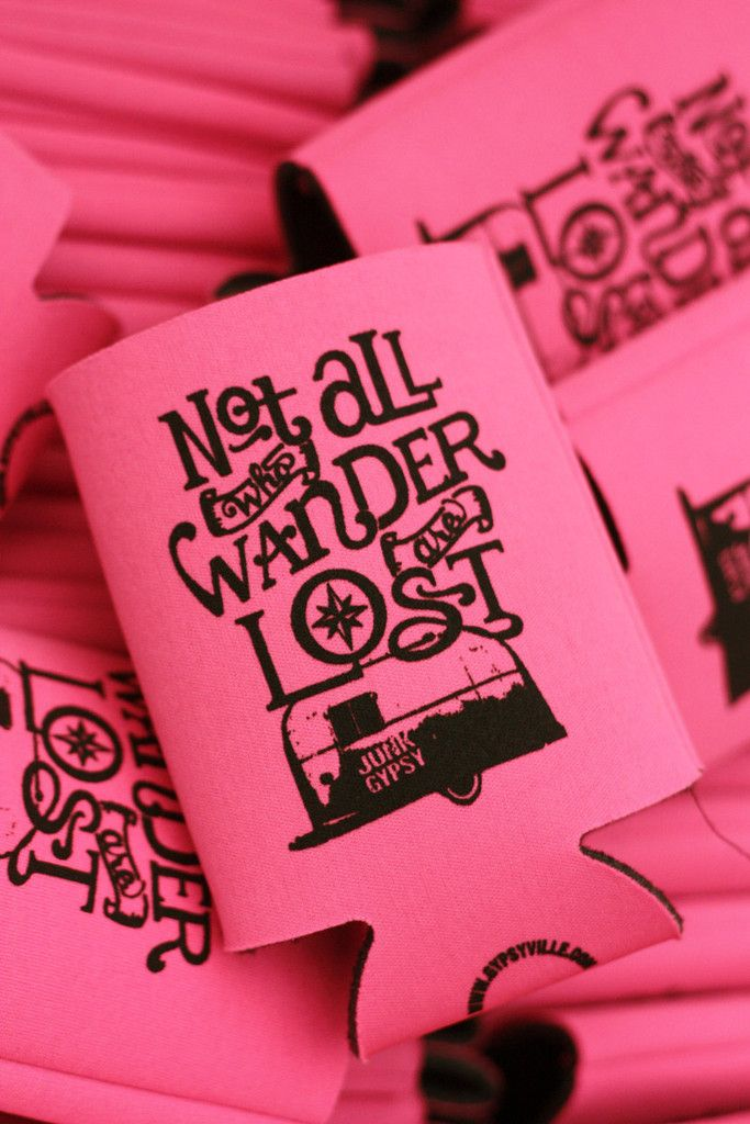 pink wander can cooler