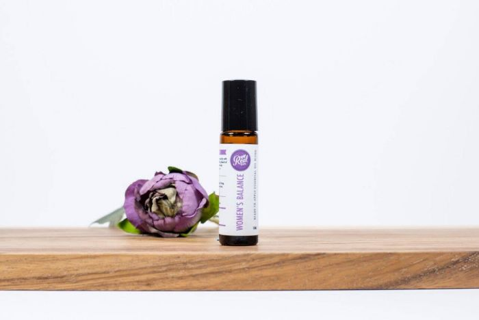 real oil - ready to apply women's balance essential oil