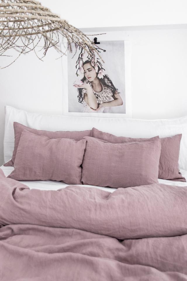 Magic Linen Pillowcase