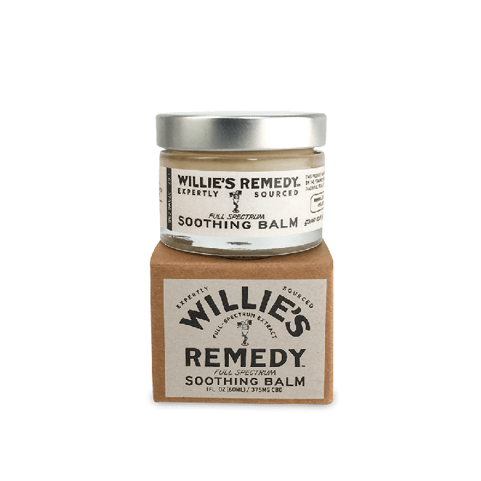 Willie's Remedy Soothing Balm - 1oz