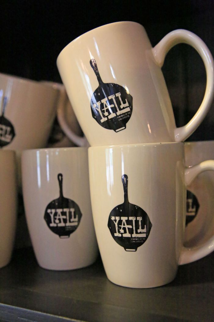 yall coffee mug
