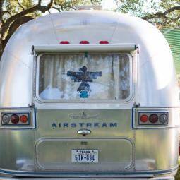 Dierks Bentley's airstream by junk gypsy