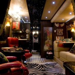 miranda lambert's tour bus - by junk gypsy