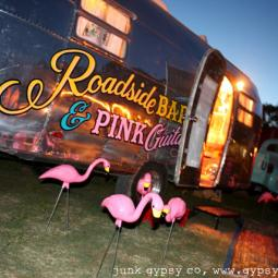 MIRANDA LAmbert's airstream by junk gypsy