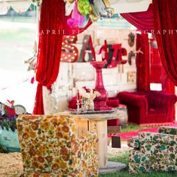 Sadie Robertson's Sweet 16 REDNECK REDCARPET party by the JuNK GypSies