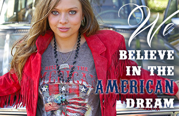 we believe in the AmeriCAN DreAM