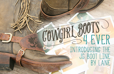 JG boots