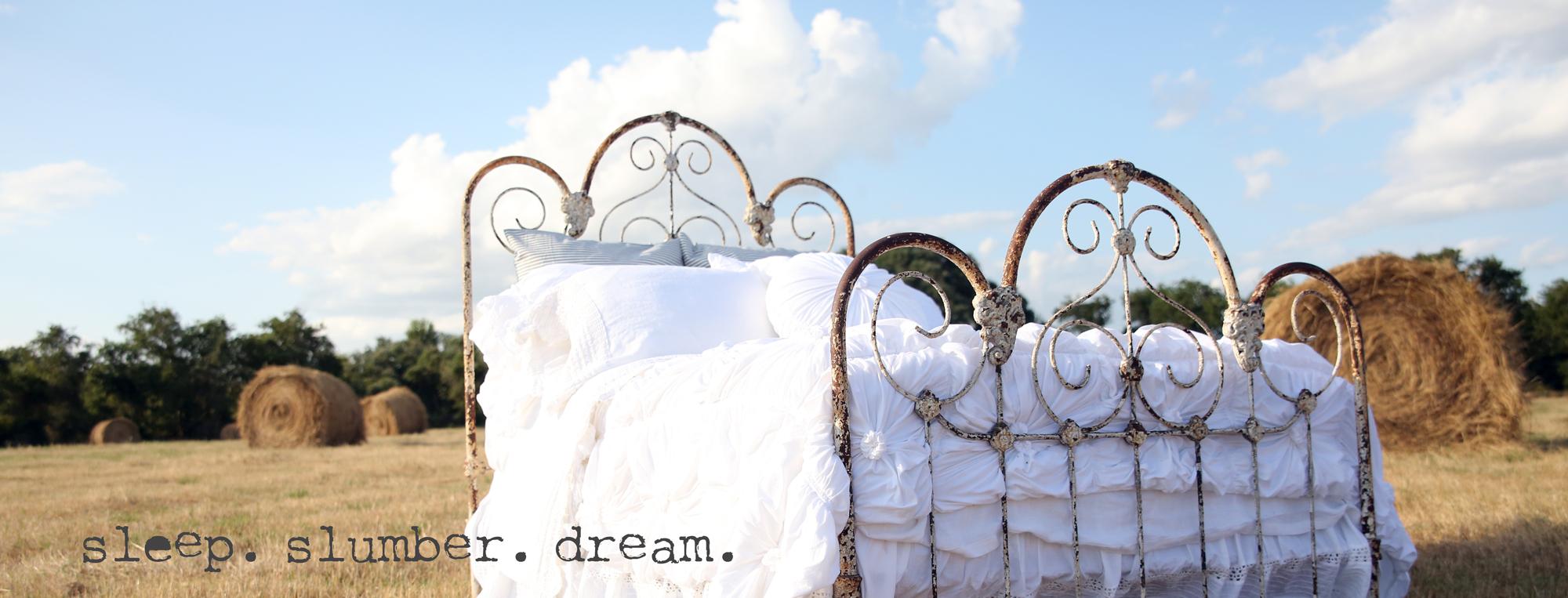 bedding & pillows